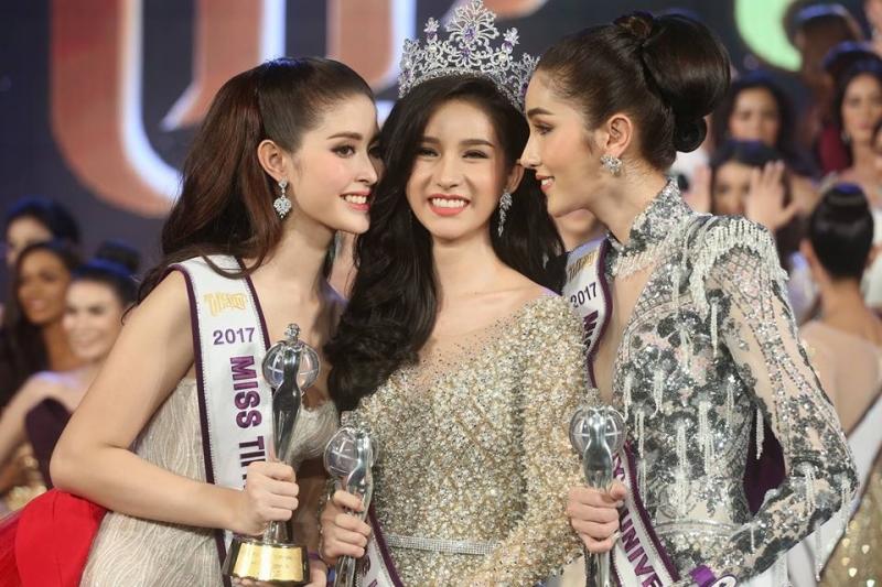 タイのニューハーフの美人コンテスト 「ミス・ティファニー・ユニバース2017」